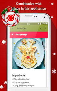 Recipes Food Christmas - náhled
