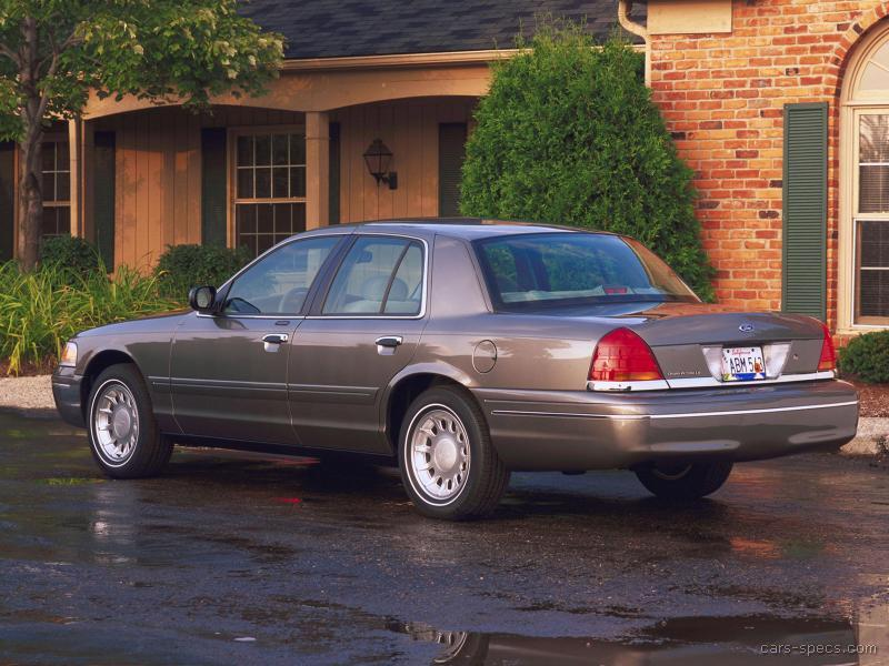 2005 ford crown victoria sedan specifications pictures prices. Black Bedroom Furniture Sets. Home Design Ideas