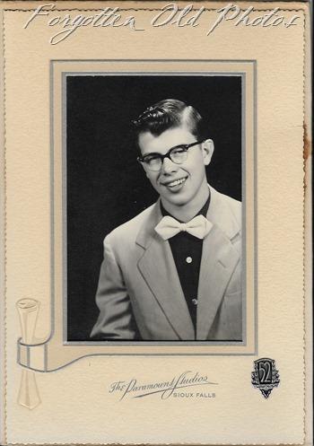 1952 Grad photo Walker