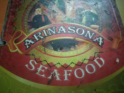 Menu Arinasona