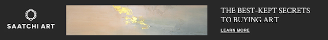 Saatchi Art Ad Banner