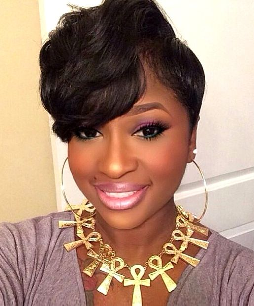 DIFFERENT BLACK HAIR STYLES FOR AFRICAN AMERICAN LADIES 1