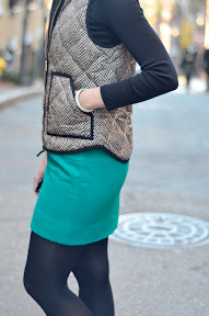 J. Crew Excursion Quilted Vest Review