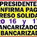 Los pagos 16 y 17 de la Ingreso  solidario  se verán alterados.