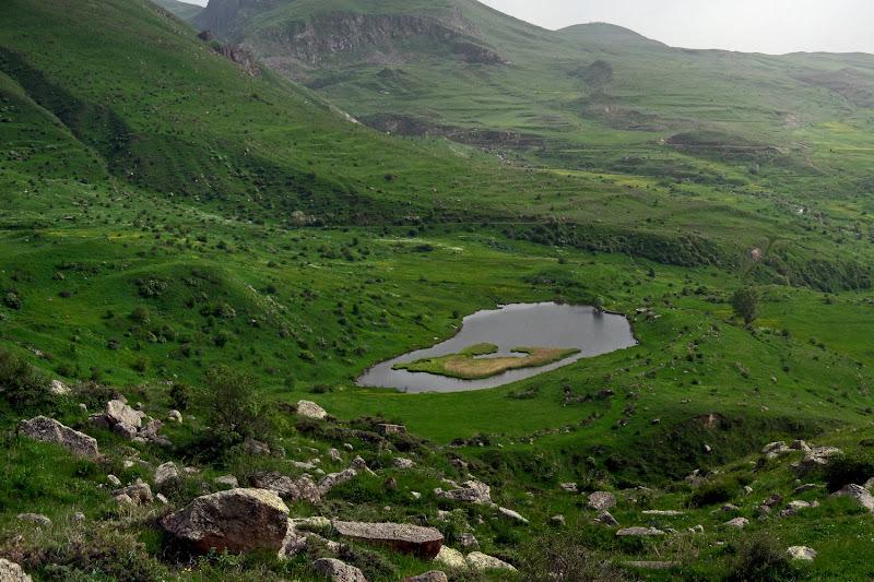 Озеро Маргалич