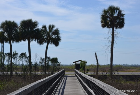 Ecopassage Boardwalk