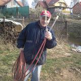 Fotky ze hřiště a žegrova 1.3. 2012