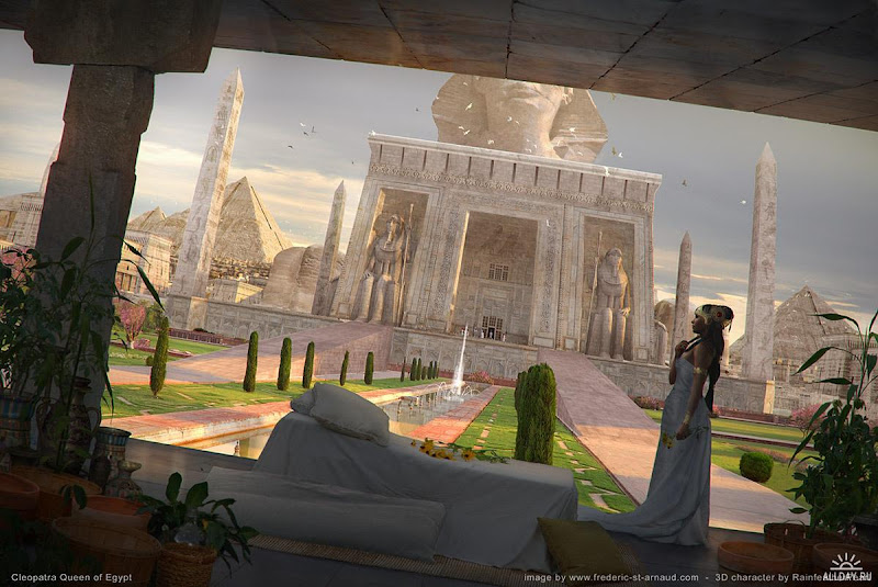 Temple Of Egyptian Gods, Egyptian Magic