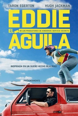 Poster Eddie the Eagle