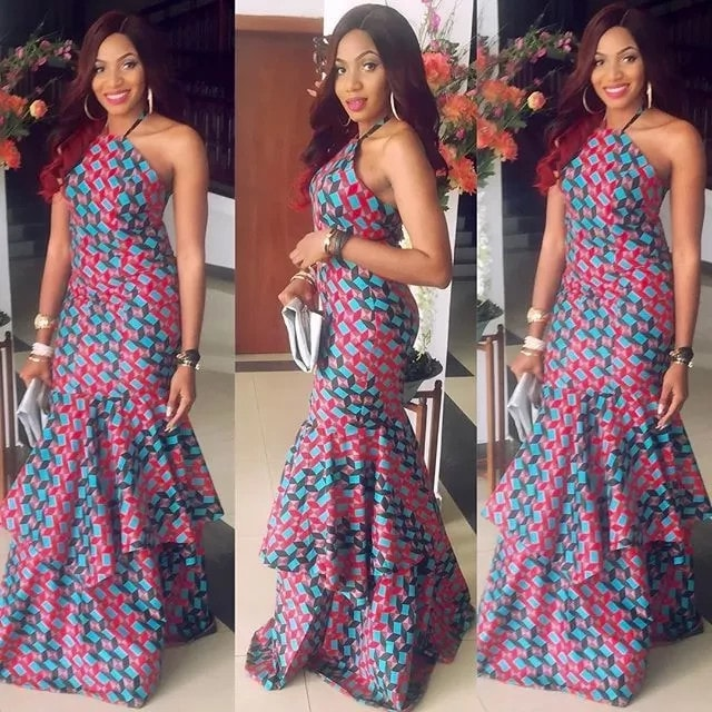 Latest Ankara Styles Dresses 2018 For Ladies 4