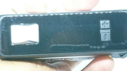 DSC 5746 thumb%255B2%255D - 【MOD】「GEEKVAPE AEGIS 100W 18650/26650 BOX MOD」(ギークベイプ・イージス100W)レビュー!水につけても平気、落としても100人乗っても…頑丈MOD!!【VAPE/電子タバコ/防水/防塵/耐衝撃】