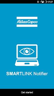 SMARTLINK Notifier - náhled
