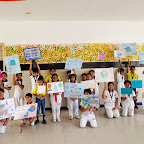 Water Saving Campaign (Grade 3A) 5-7-2014