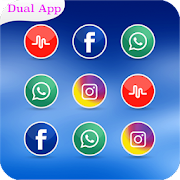 Dual Space - Dual App - Clone App Messenger