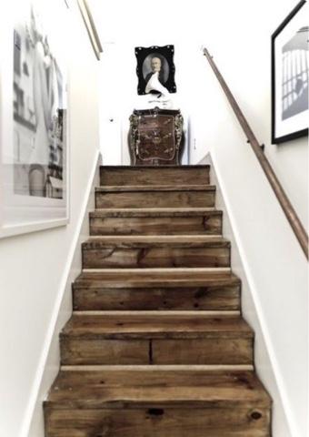idea dekorasi tangga