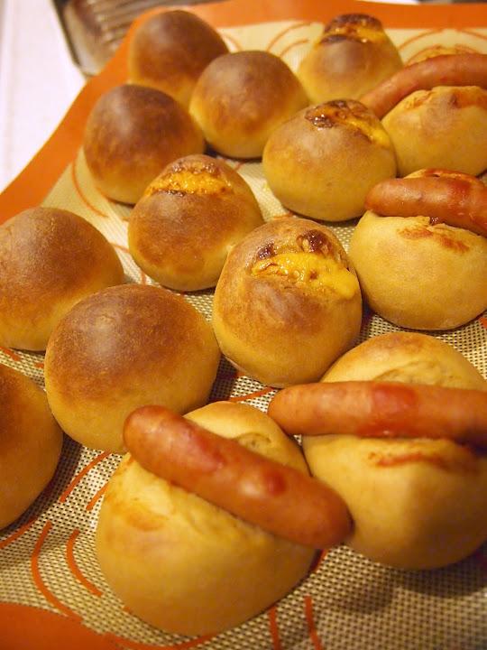 ふすま(ブラン)パン レシピアレンジ