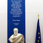 Assemblée nationale : buste de Victor Hiugo