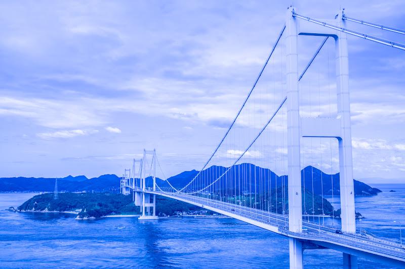 来島海峡大橋 糸山公園展望台 1