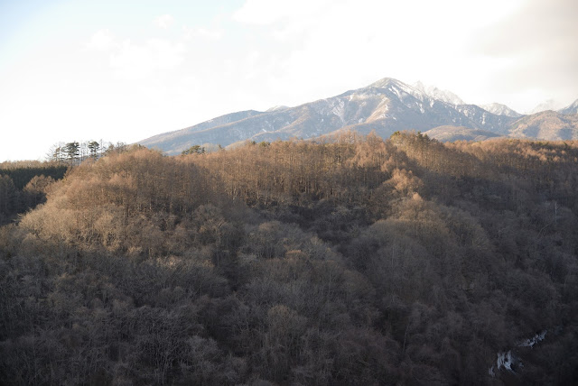 八ヶ岳高原大橋 八ヶ岳