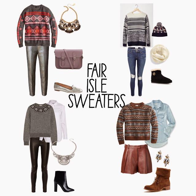 Fashion, Sets, Christmas, sweater, fair isle, fashion sets, polyvore, polyvore sets, fair isle sweaters, pattern sweater, christmas sweater