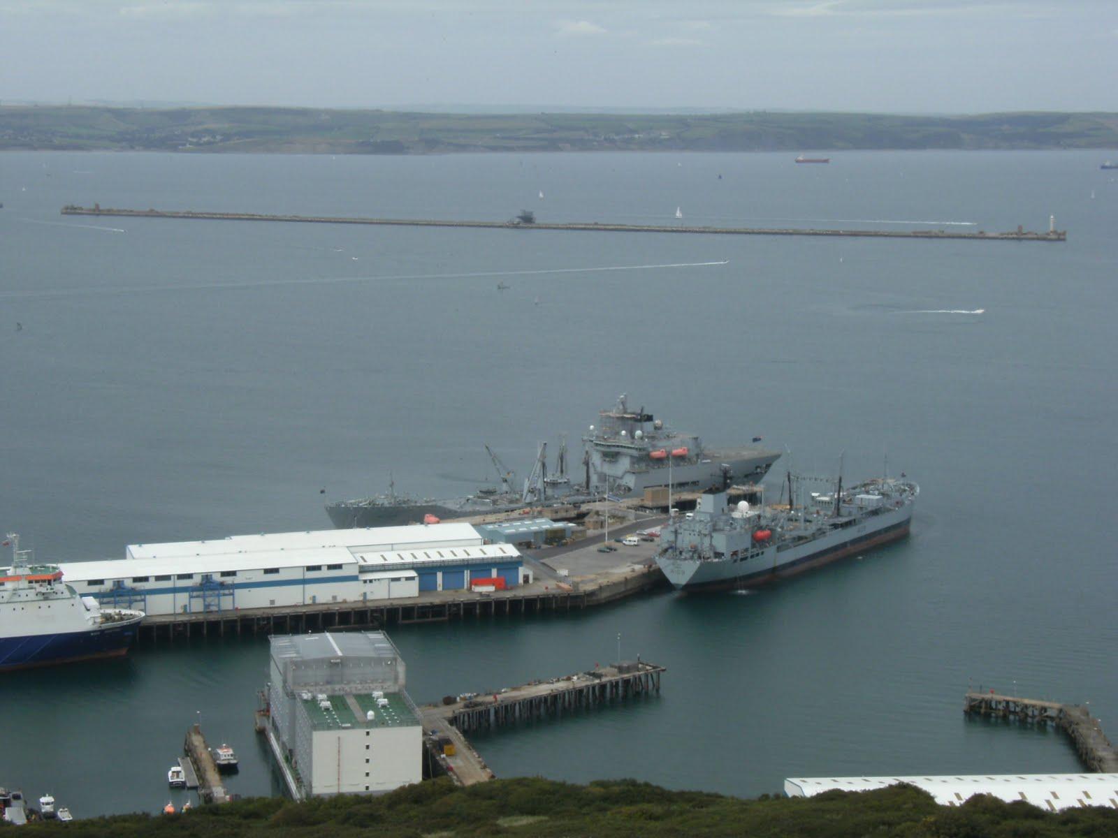 DSCF1671 Portland Harbour