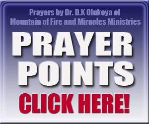 MFM Ministries: 40 LIFE-CHANGING PRAYER POINTS- Dr  D K