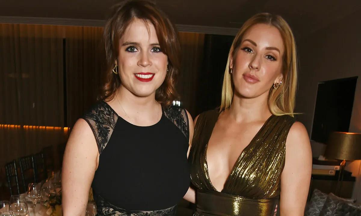 Ellie Goulding and Princess Eugenie swap new-Mum Tips