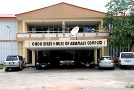 Armed Security Men Takes Over Ondo Assembly