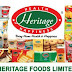 Heritage Foods looking for B.Com/MBA/M.Com For Accounts Assistant