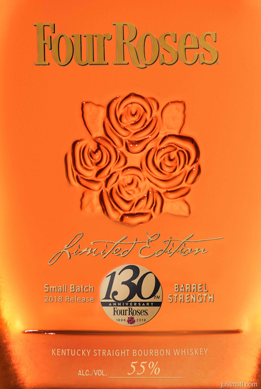 Four Roses Limited Edition 130th Anniversary