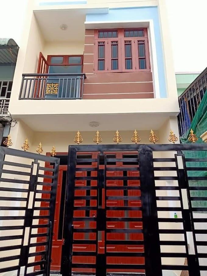 Cần bán căn nhà ở ngay chợ Bình Phước B, Thuận An, Bình Dương