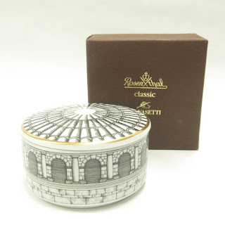 Rosenthal X Fornasetti NEW Small Box