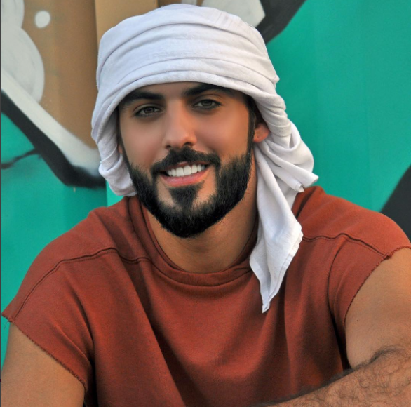 Where Is Omar Borkan Al Gala The Man Who Was Deported From Saudi For Being Too Handsome