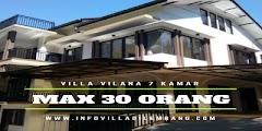 Villa Di Bandung Untuk Rombongan