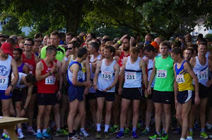 Havering 5 miles - 10th June 2014