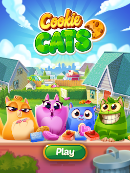 Cookie Cats