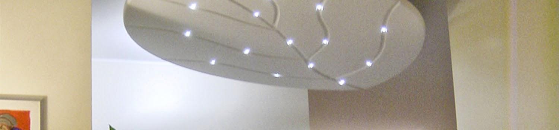 Faretti led faretto orientabile led faretti incasso led for Illuminazione faretti