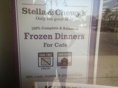 Frozen Pet Food