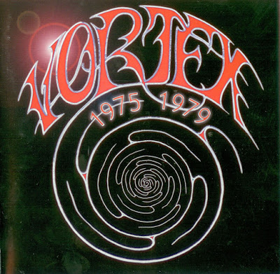 Vortex ~ 1975 ~ Vortex + 1979 ~ Les Cycles De Thanatos
