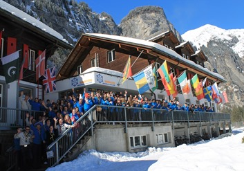 Kandersteg International Scout Centre, Switzerland