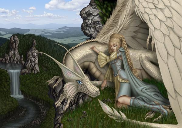 Daughter Of Dragon, Spirit Companion 4