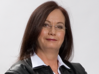 Prof Paula Kotzé, an internationally acclaimed researcher and educator with significant achievements in the fields of human-computer interaction.