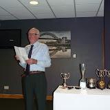 Tyneside Vagabonds 75th Anniversary Dinner - 2012