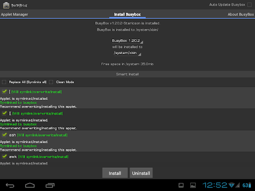 BusyBox su Android