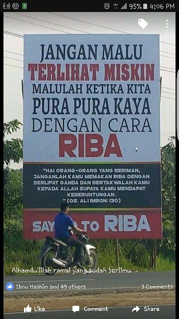 Rakyat Malaysia Makin Miskin Di Sebab Pemimpin