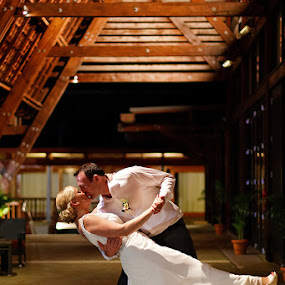 by Rob Rickman - Wedding Bride & Groom ( wedding, fiji )