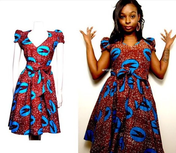 12 Top Ghanaian Fashion Dresses 2016 | Fashionte
