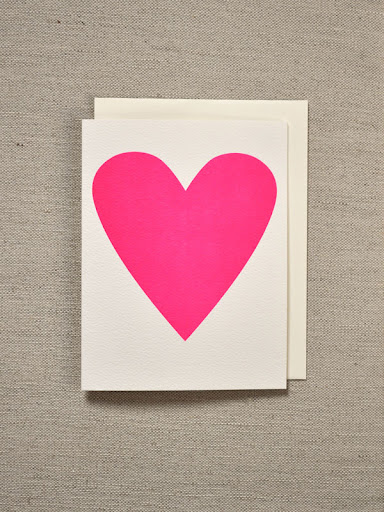 http://shop.banquetworkshop.com/product/neon-pink-heart-card