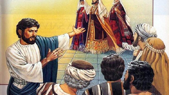 Là anh em với nhau (21-8-2021 – Thứ Bảy Tuần 20 TN: Thánh Pio, Giáo hoàng)