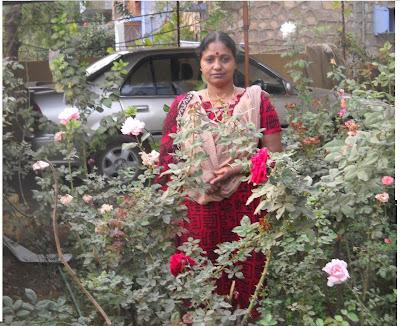 Sarla Nair at Khetrinagar